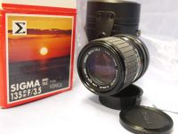 Konica Fit 135mm F3.5 Prime Portrait Lens -NEW-BOXED-UNUSED- £15.99